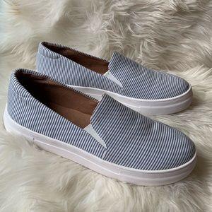Caslon Platform Slip-On Sneaker